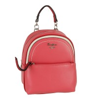 Plecak David Jones 6204-3 WATERMELON RED